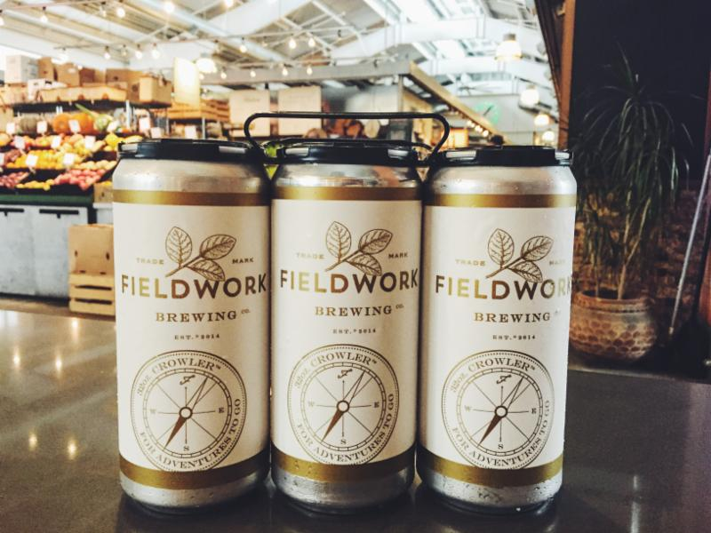 Fieldwork Beer to Go