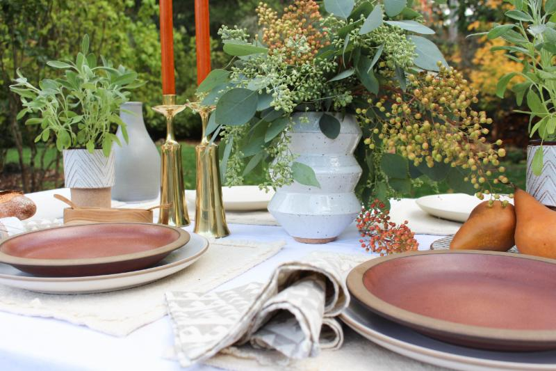 Wood Fiber Clay tabletop