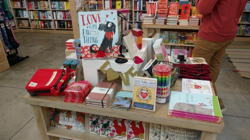 Napa Bookmine Valentine