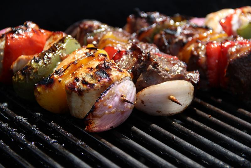 Grilling with Olive Oil