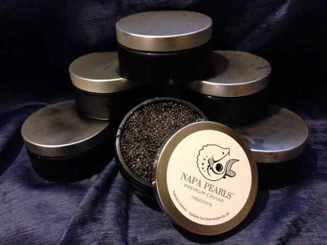 Eiko's caviar