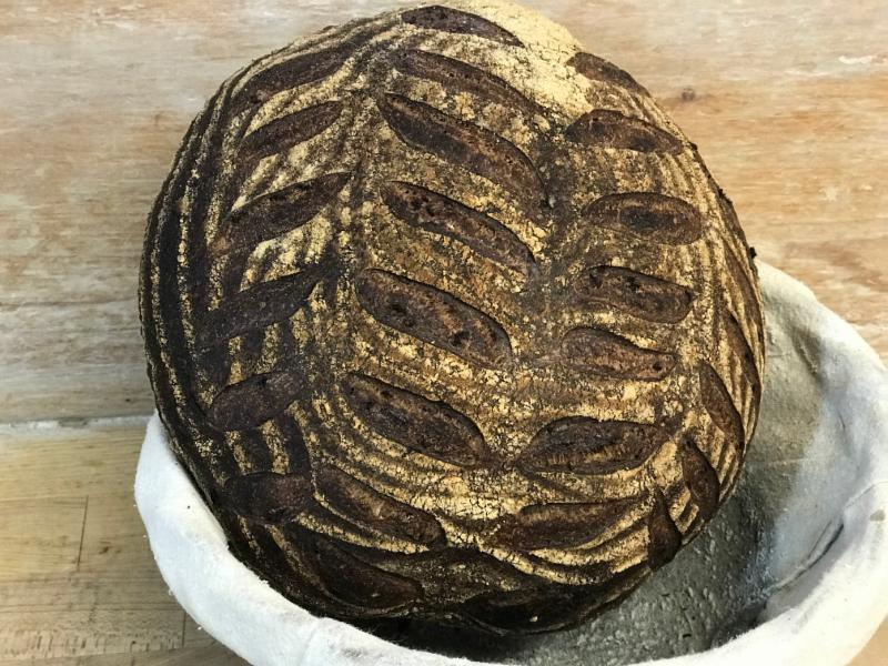 Model Bakery bread