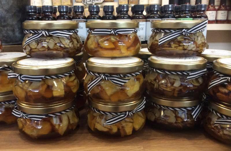 Napastak honey