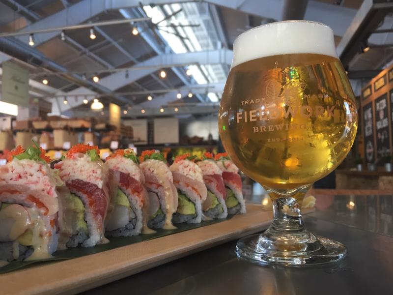 SUSHI beer