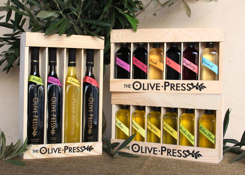 The Olive Press healthy eating