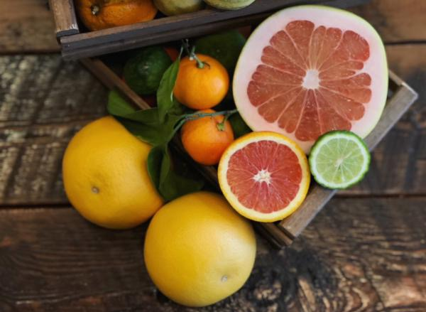 Hog Island citrus