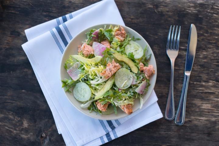 Hog Island salad
