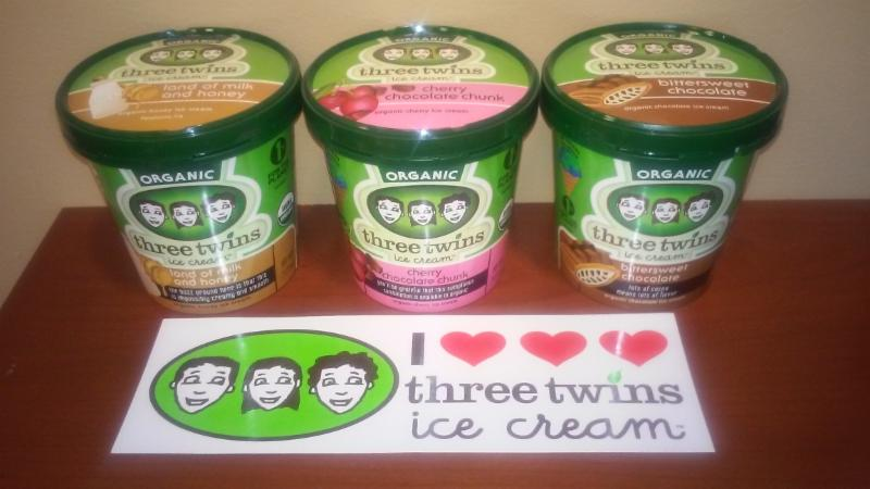 Three Twins Valentine