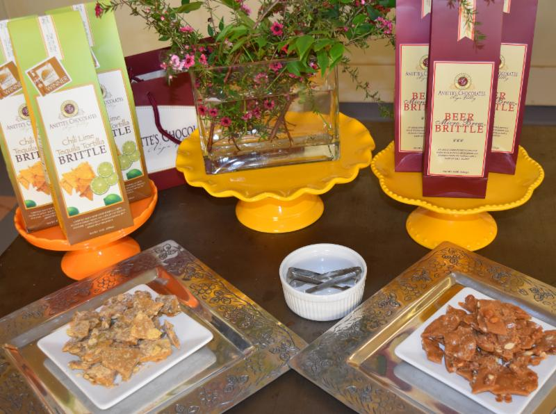 Anette's brittles