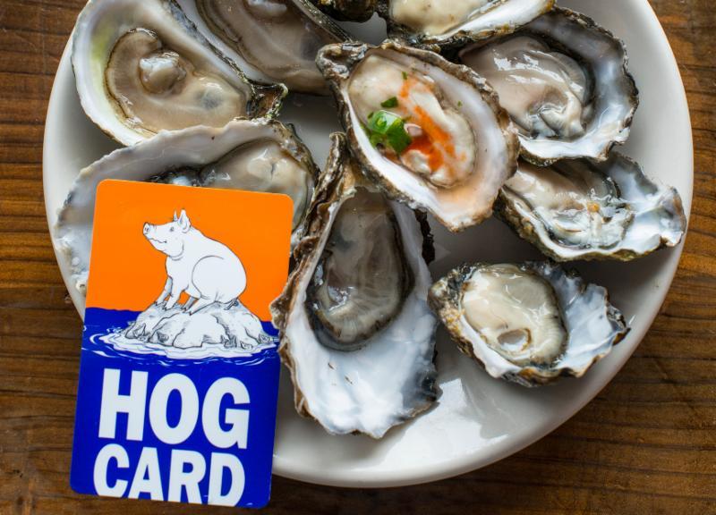 Hog Island gift card