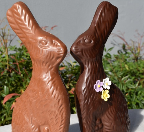 Anette's Easter bunnies