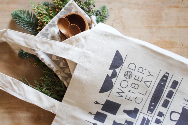 WFC canvas bag