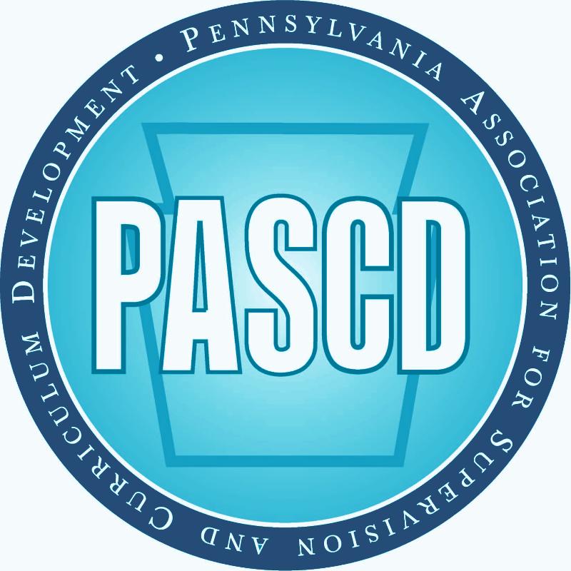 PASCD Blue Logo