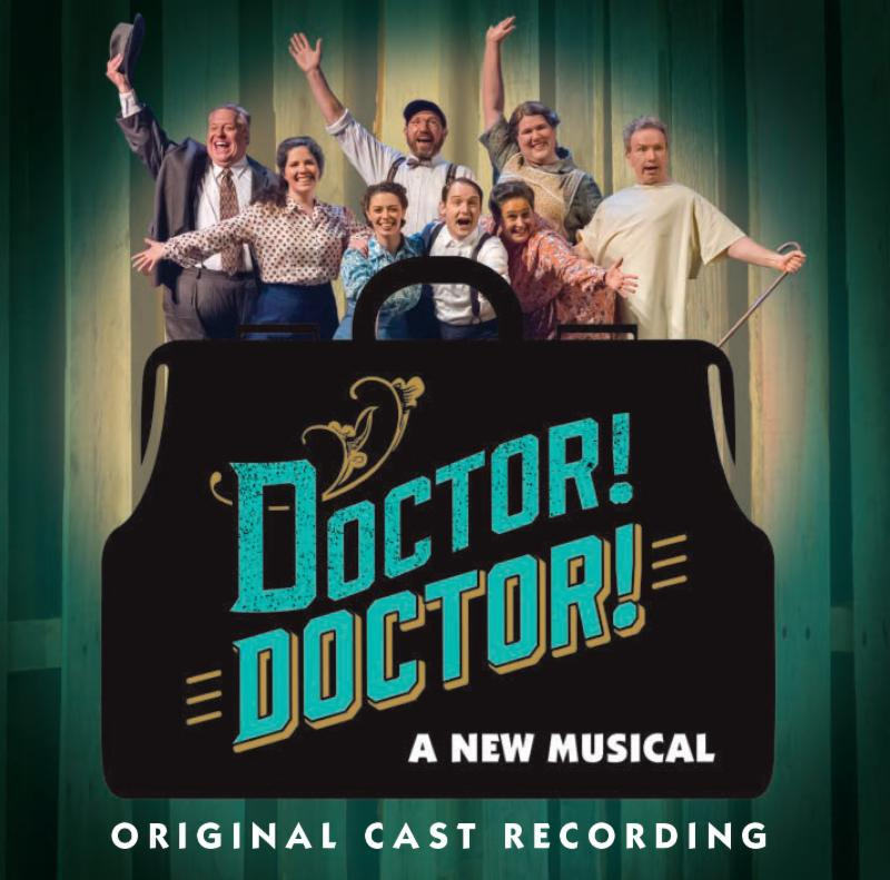 Doctor Doctor CD Cover