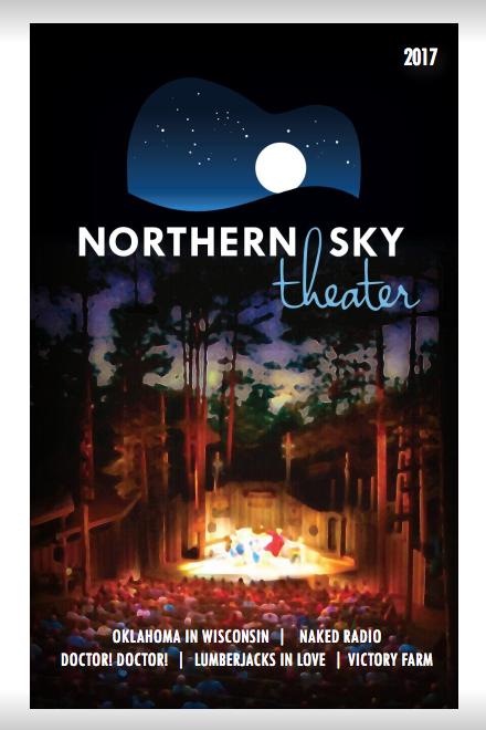 2017 Northern Sky Playbill