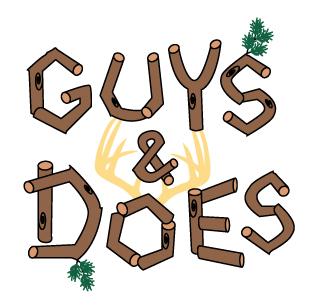 Guys & Does Logo