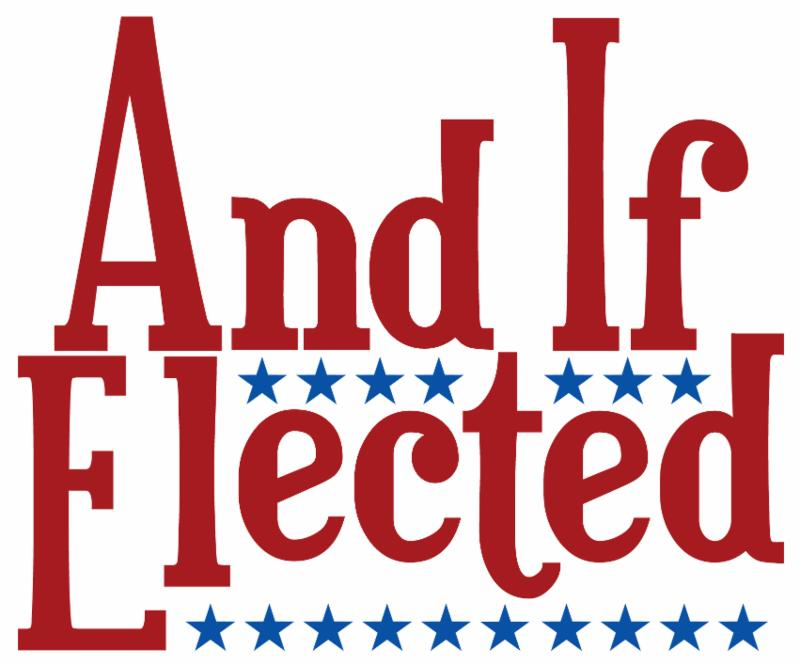 And If Elected Logo