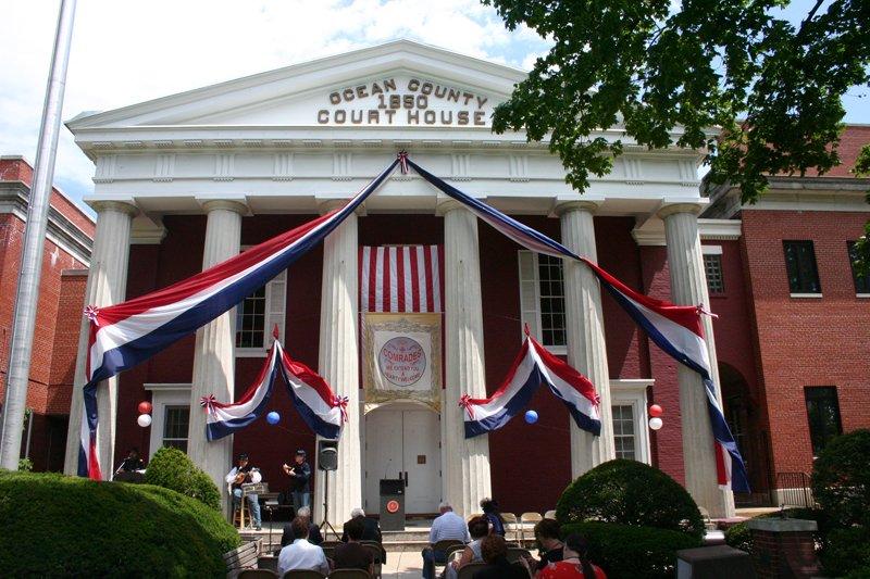 Civil War Courthouse