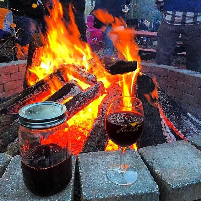 Laurita Winery Food Trucks And Fire Pits