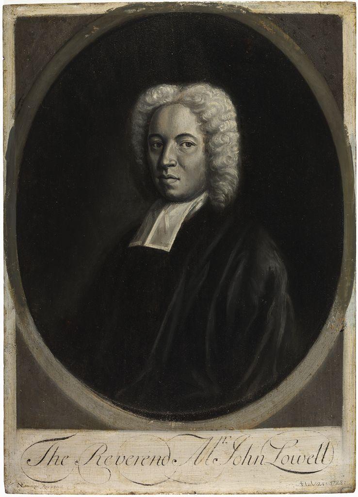 Rev. John M. Lowell