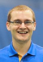 LSSU Tennis Coach Luke Ogren