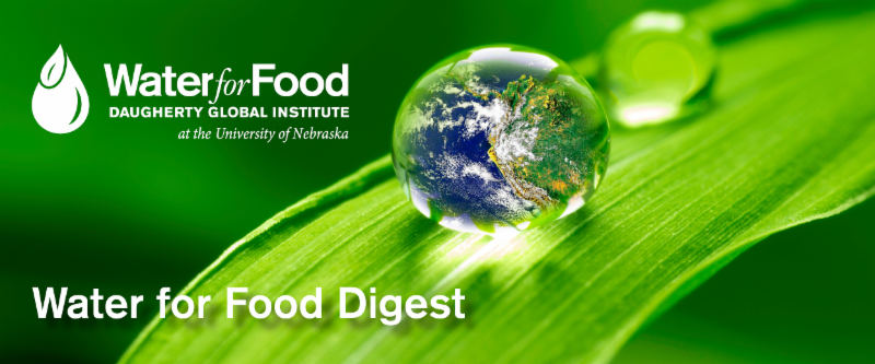 Water for Food Digest Header