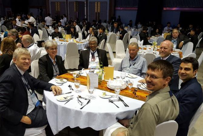 World Irrigation Forum Nov. 2016
