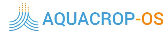 AquaCrop-OS logo