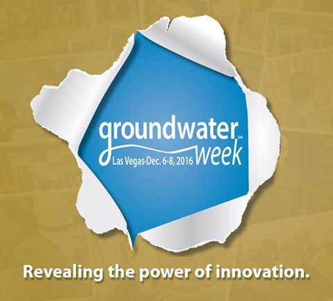 2016 Groundwater Week logo