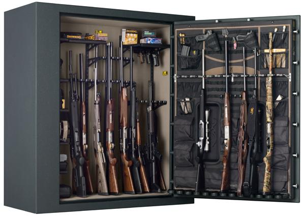 Browning Introduces the Hell's Canyon Extra Wide Safe