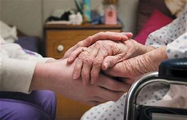 Guardianship Senior Hands