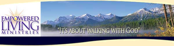 It's About Walking With God