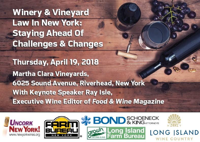 Long Island Bureau.New York Wine Grape