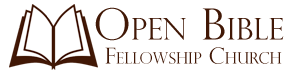 Open Bible Fellowship Church logo