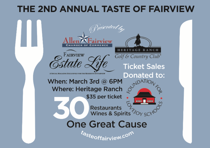 Taste of Fairview