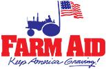 farm aid tractor logo - 154 x 150