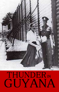 THUNDER IN GUYANA