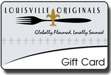 Louisville Gift Card