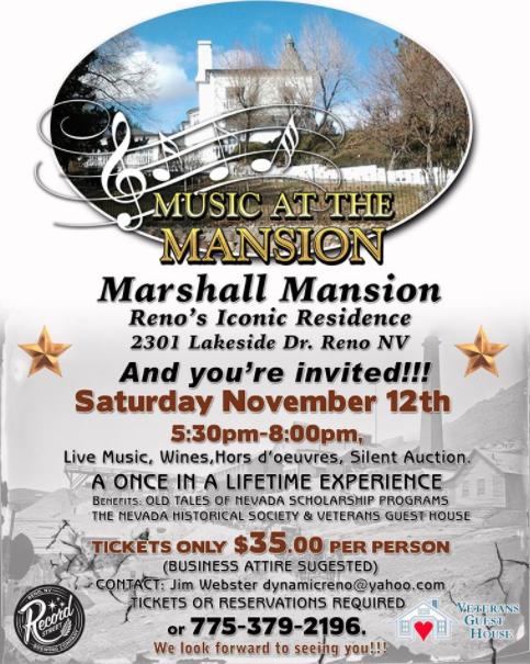 Music At The Mansion Saay November 12 2018