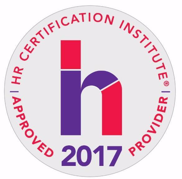 HRCI 2017 seal