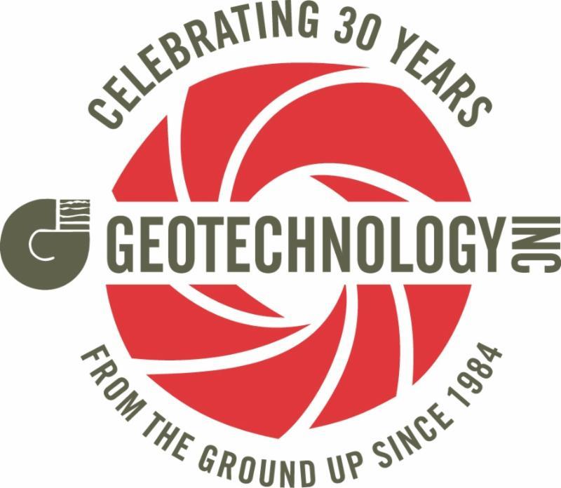 Geotechnology White Background