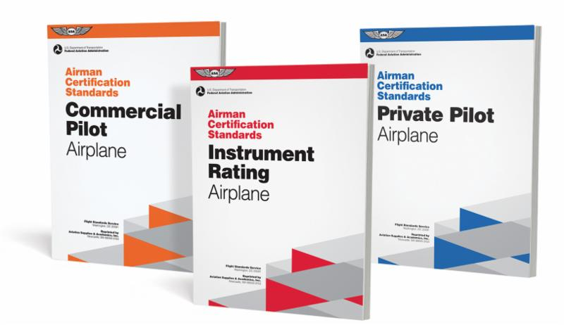ASA-ACS-6B Private Pilot Airplane Airman Certification Standards ACS