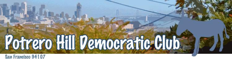 Potrero Hill Democratic Club