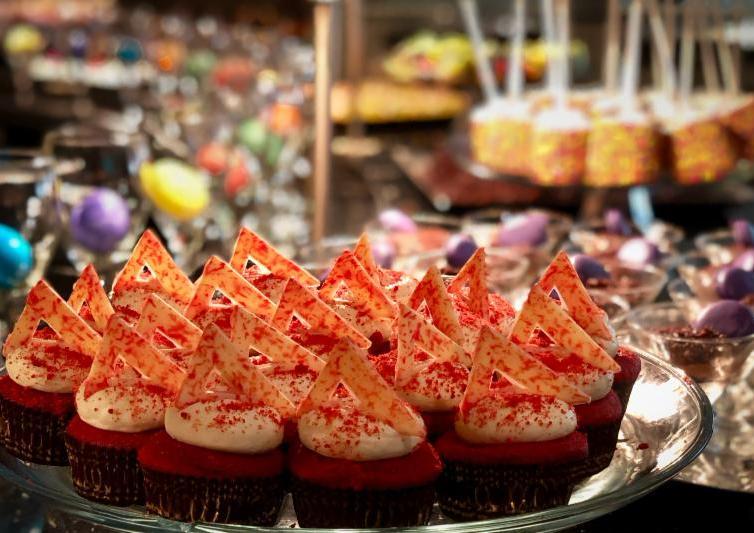 MOE Easter Brunch Desserts
