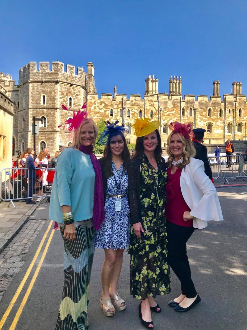 Hilton Group at Royal Wedding 2018