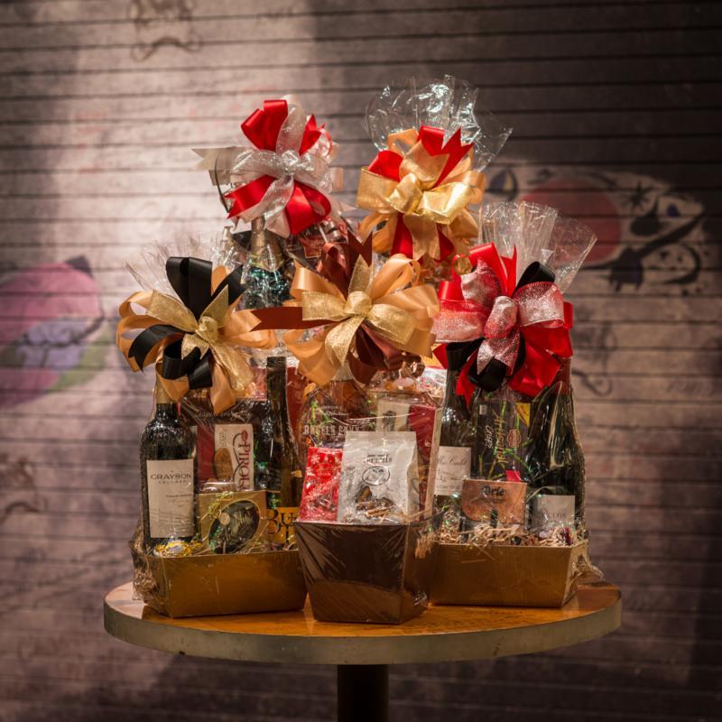 Michael's Gift Basket