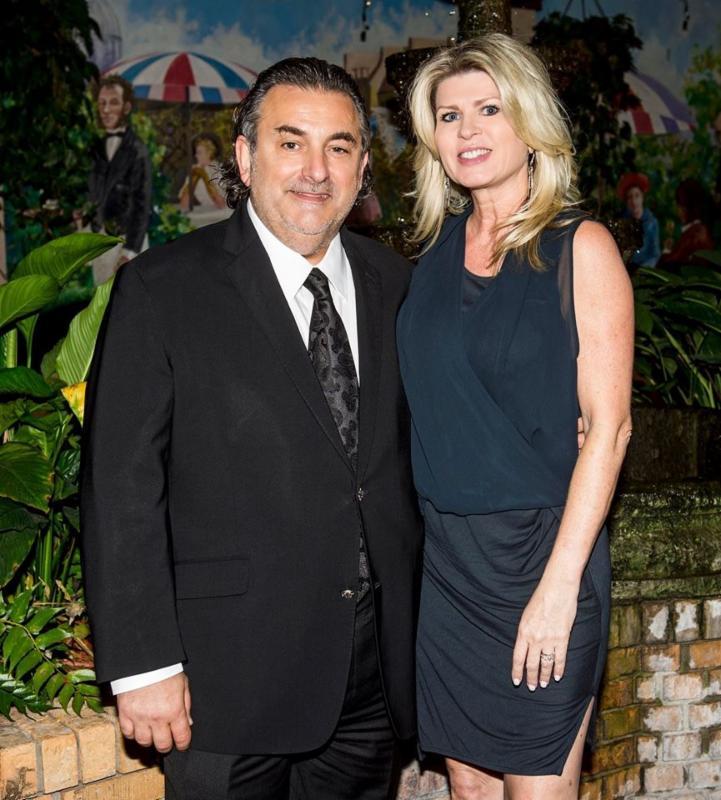 Phil and Kim Mancini