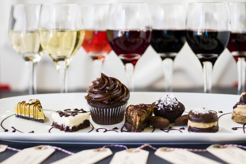 Desserts Wine