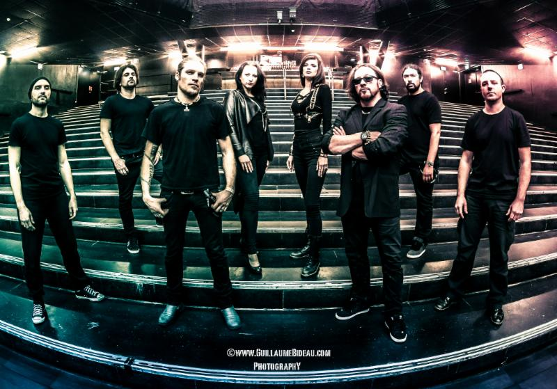 MELTED SPACE: French Metal Opera Act Announces Upcoming Remix Tracks And Official Video
