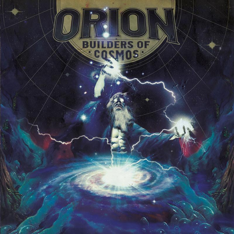 ORION: Italian Psychedelic Stoner Rock Unit Releases Builders Of Cosmos Via Taxi Driver Records